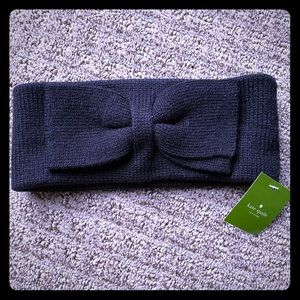 Brand New Kate Spade Bow Headband